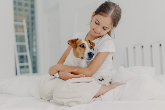 strong-relationship-between-child-and-dog